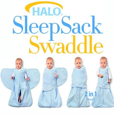 北美第一 防窒息初生包被睡袋