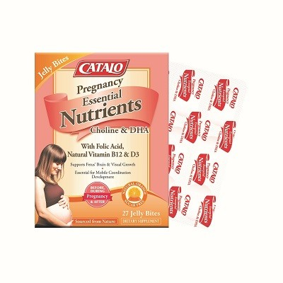 CATALO孕婦全效營養啫喱