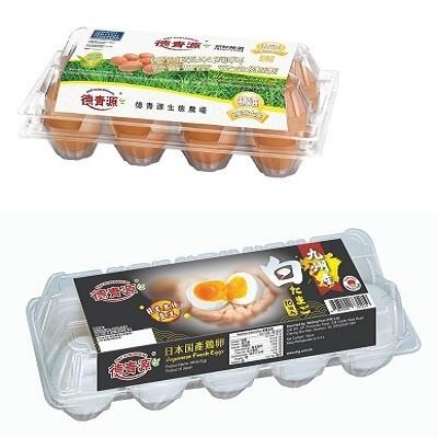 德青源雞蛋不含激素