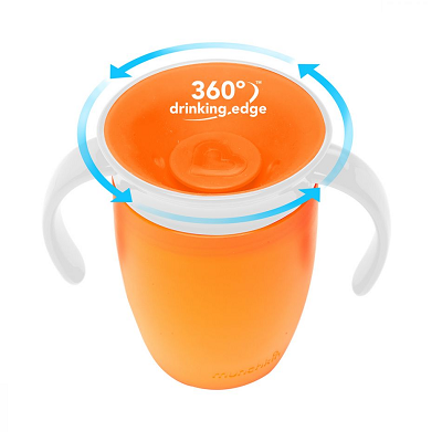 神奇360度學飲杯 7oz