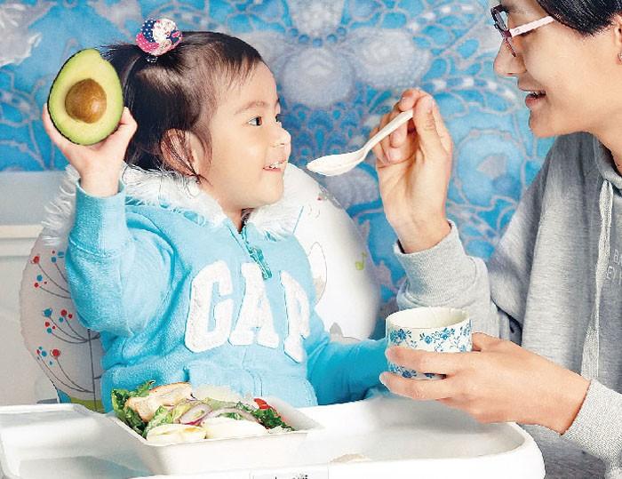 茹素寶寶 食得環保有「營」