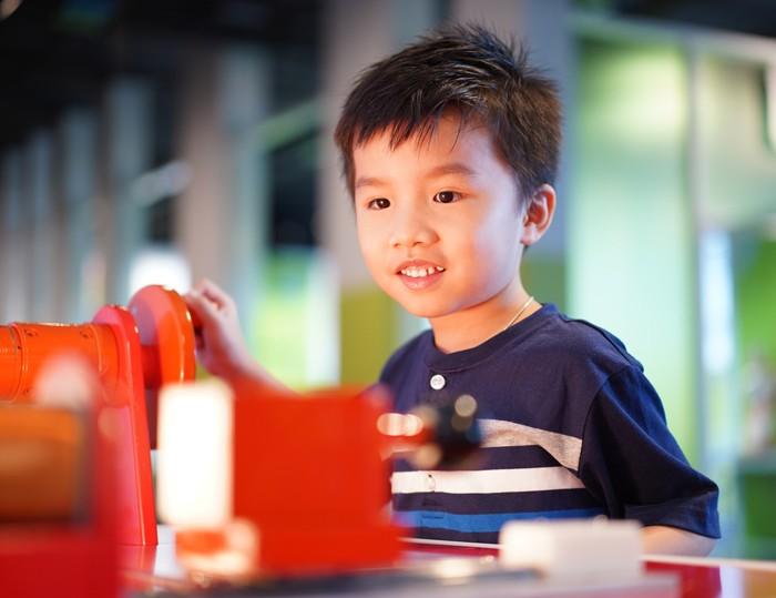 兒童探索博物館 快樂齊體驗