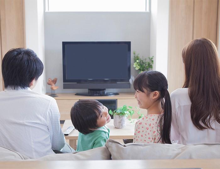 電視劇集唔啱小朋友睇?
