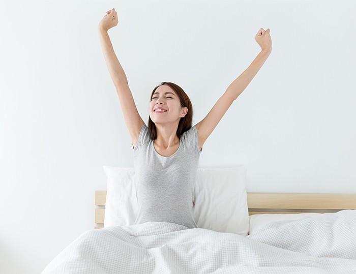 孕期失眠有妙計