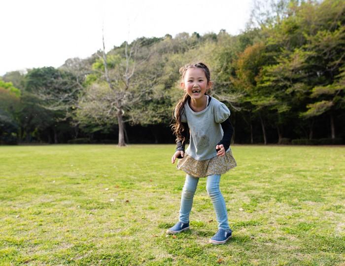 在家自學 還女兒快樂童年