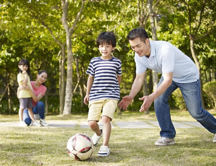 兒童跑跳多 易忽略運動創傷危機