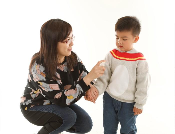 過度清潔 影響孩子健康