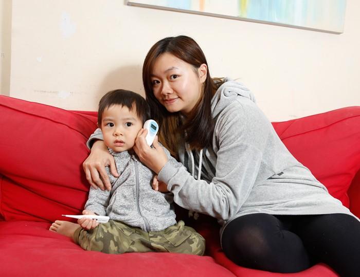 兒童注射疫苗後 一定會發燒?