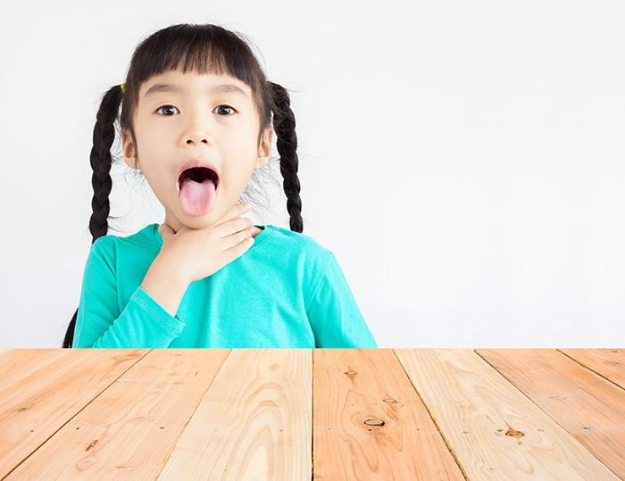 幼兒鯁喉 防患未然為上策