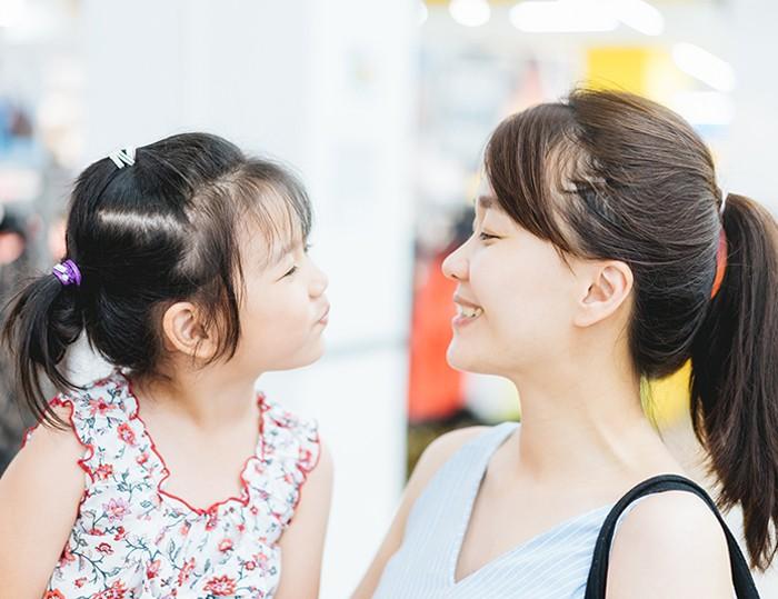 母女關係或影響下代