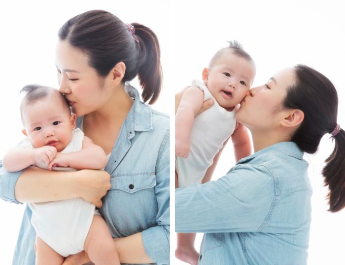「單身媽媽」人工受孕終獲愛子