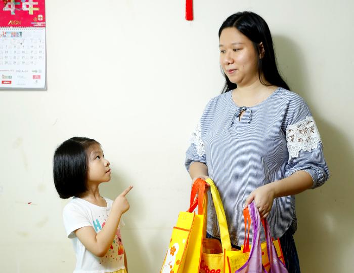 家長身教培養價值觀