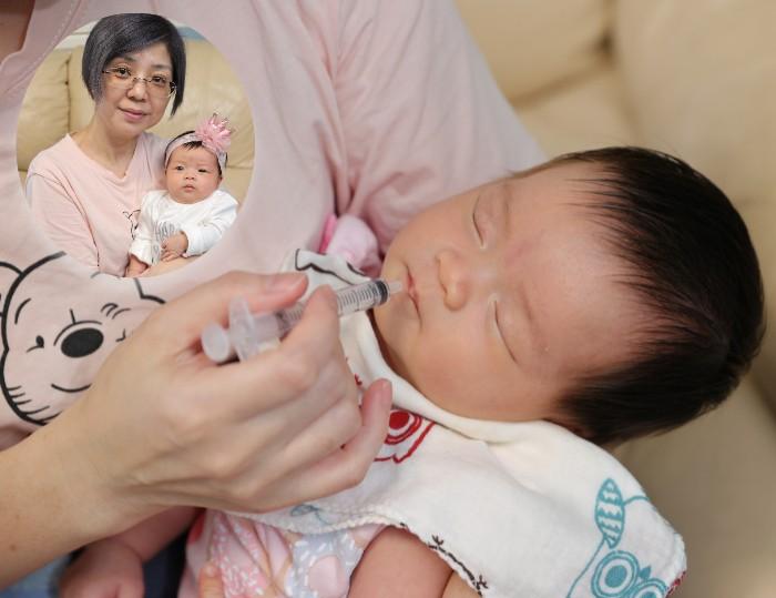 陪月心得|針筒vs匙羹 初生寶寶餵藥秘技