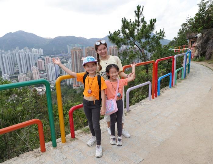 親子好去處 | 屯門徑+藍地水塘|BB級行山徑 探隱世秘景
