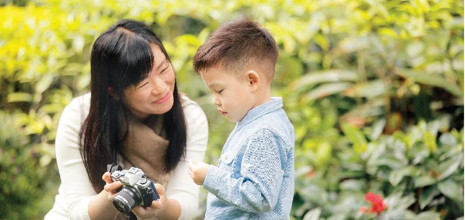 拍攝親子旅遊照6招攝下珍貴回憶