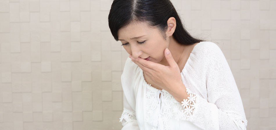 出血嘔吐嚴重 葡萄胎警號?
