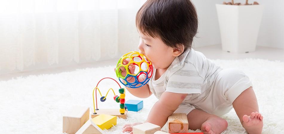 分齡選玩具 助寶寶發展
