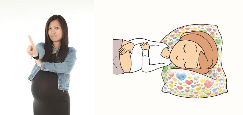 孕期打鼻鼾要留意!