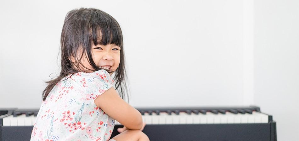 音樂令幼兒開心正面