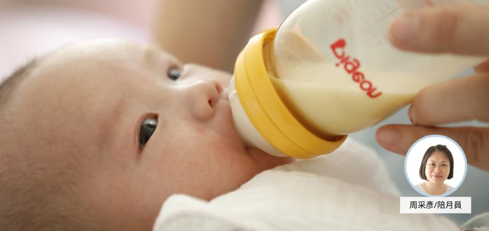 寶寶喊過不停導致腸胃多風