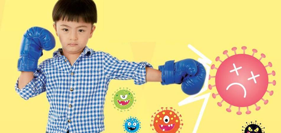 提升幼童免疫力4大關鍵
