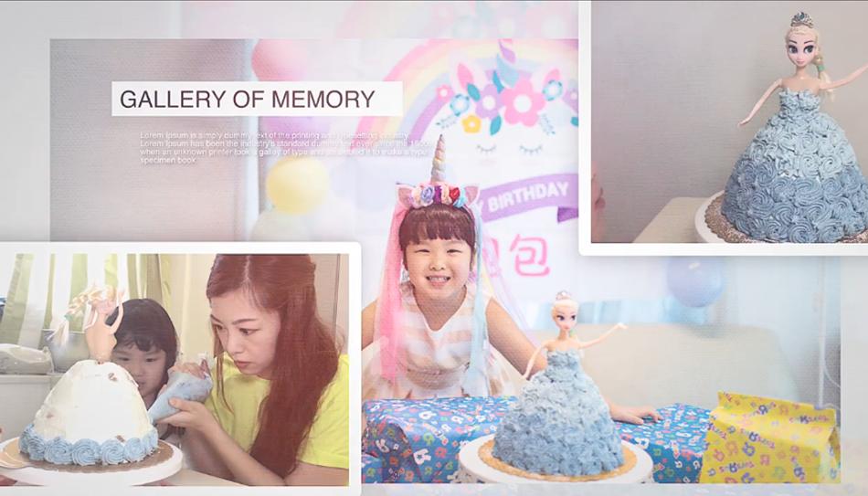 寶寶5歲生日回憶