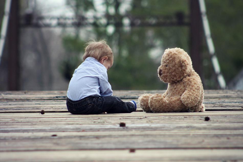 孤獨的小朋友